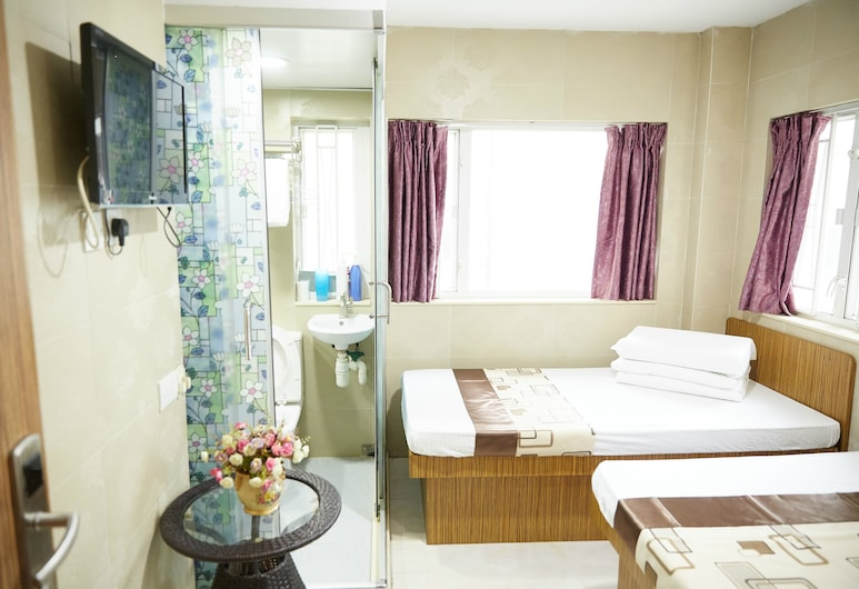 Kam Fu Guest House, Kowloon, Triple Room, Guest Room