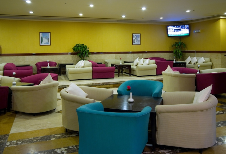 Al Massa Bader hotel, Mecka, Lobby