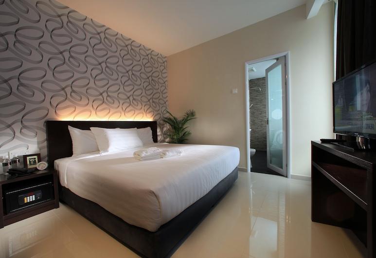 イズミ ホテル ブキット ビンタン, クアラルンプール, デラックス ルーム, 部屋