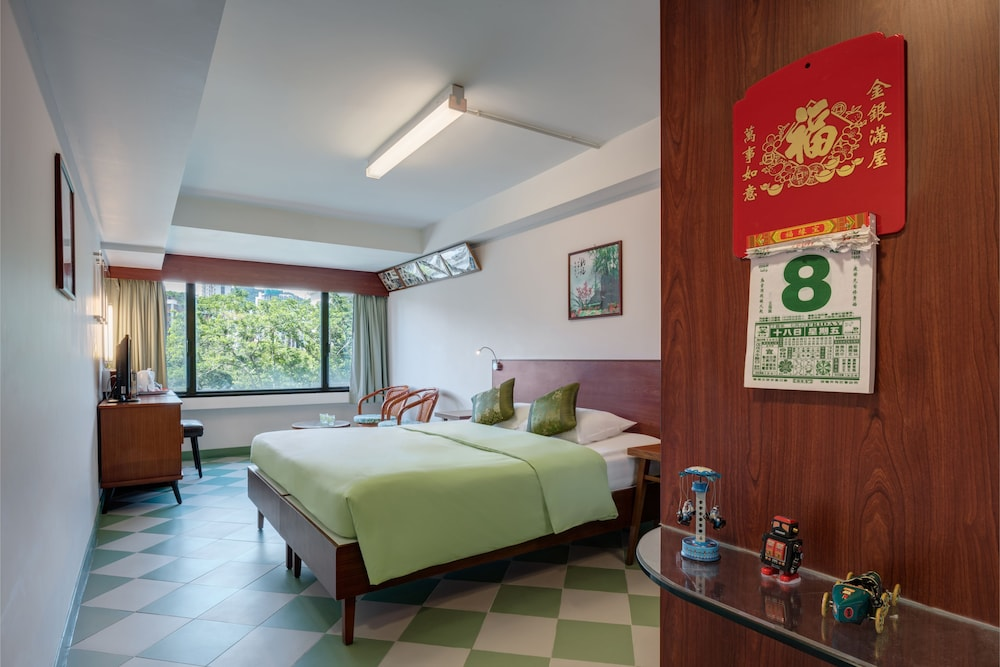 YHA美荷樓青年旅舍, 九龍, 主題大床房, 客房