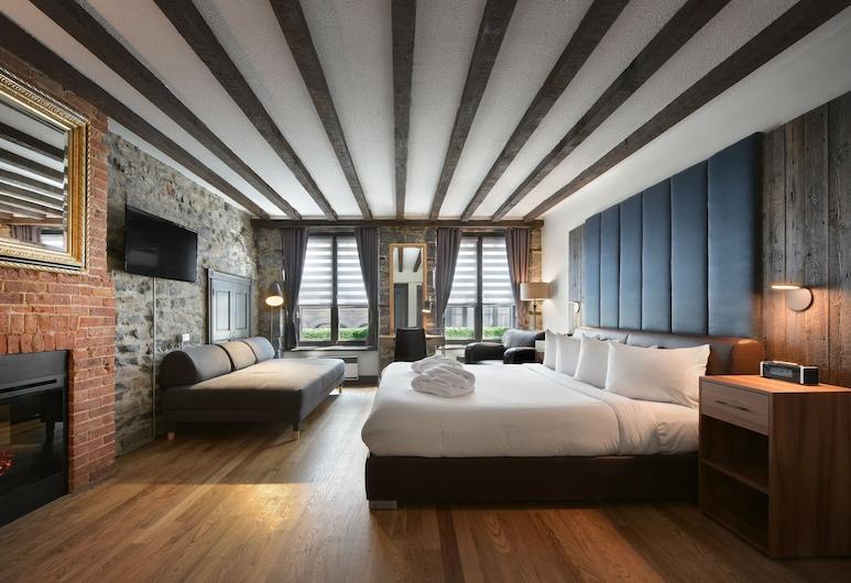 Hotel Epik Montreal, Monrealis