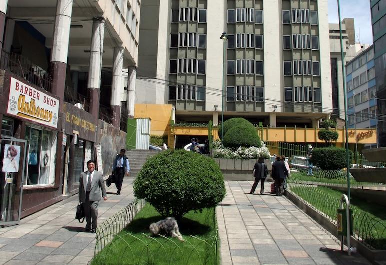 Hotel Gloria La Paz, La Paz, Hotel Front