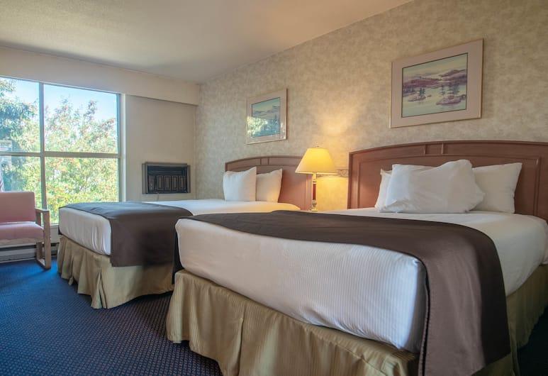 Hospitality Inn, Kamloops, Tek Büyük Yataklı Oda, Oda