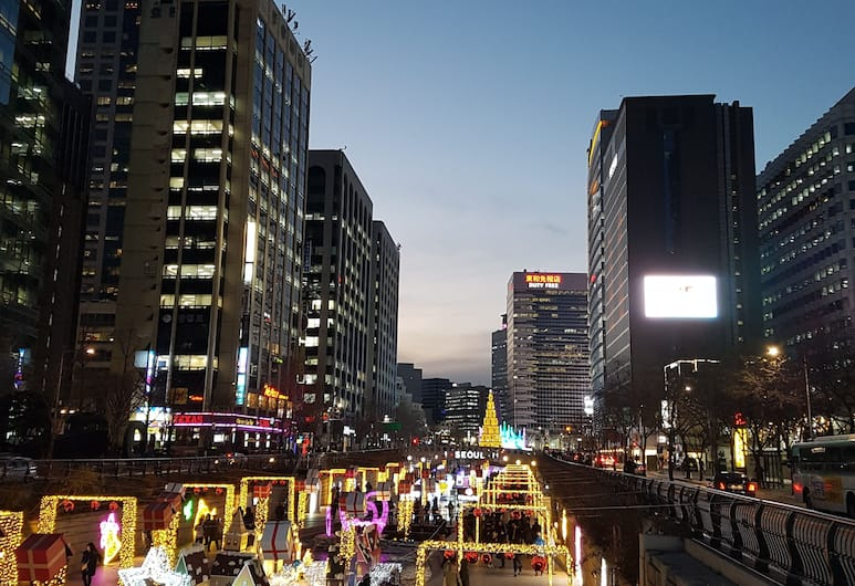 明洞城市 24 旅館, 首爾, 湖泊