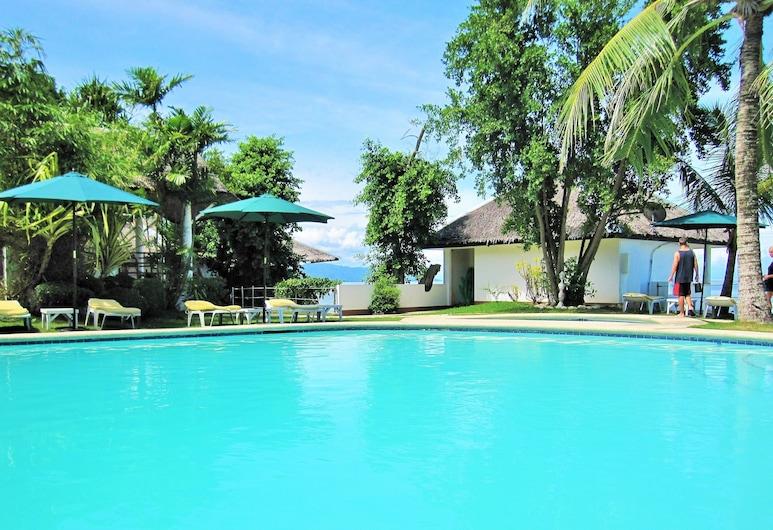 宿霧考瓦蒂斯潛水度假酒店, 莫阿爾博阿, 室外泳池