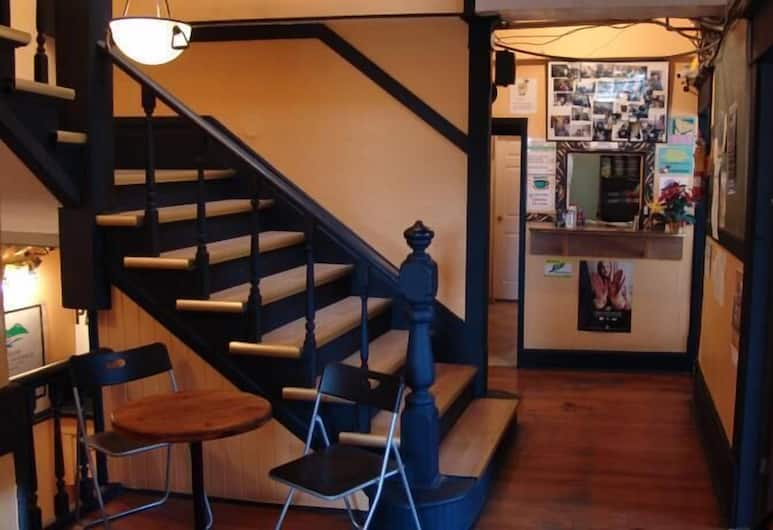 C&N Backpackers Hostel - Vancouver, Vancouver, Vastaanotto