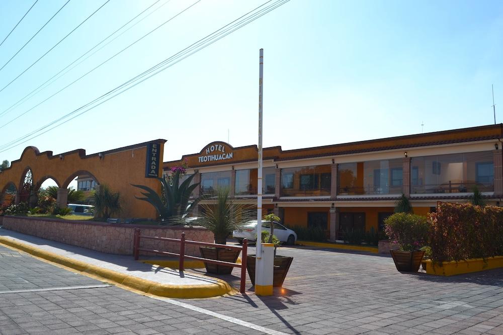 Hotel Teotihuacan, Teotihuacan
