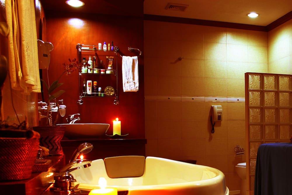 Deluxe Villa - Banyo