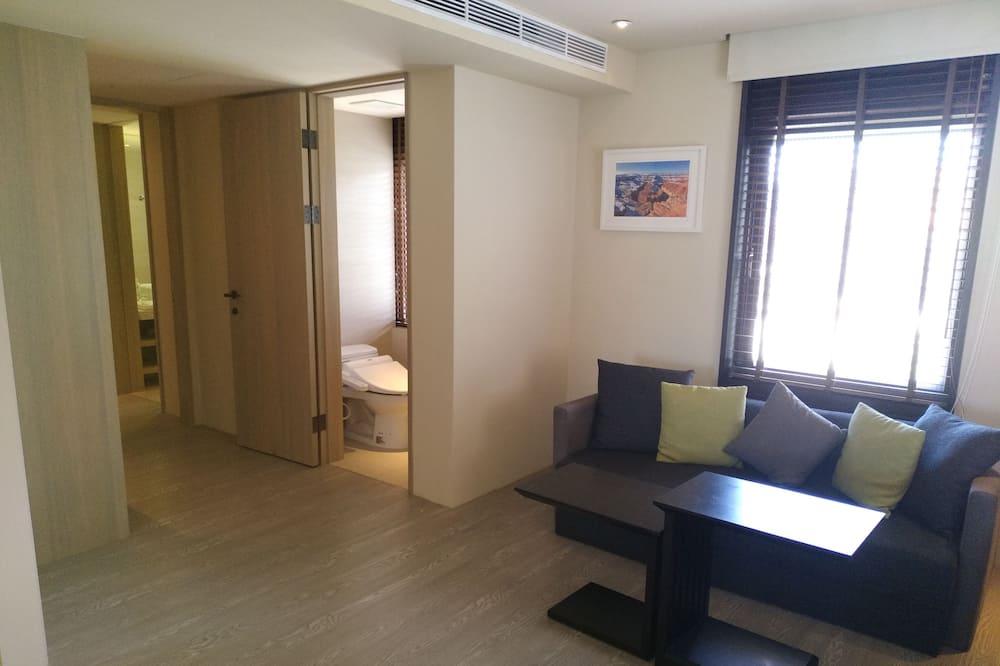 Danfeng Suite - Living Area