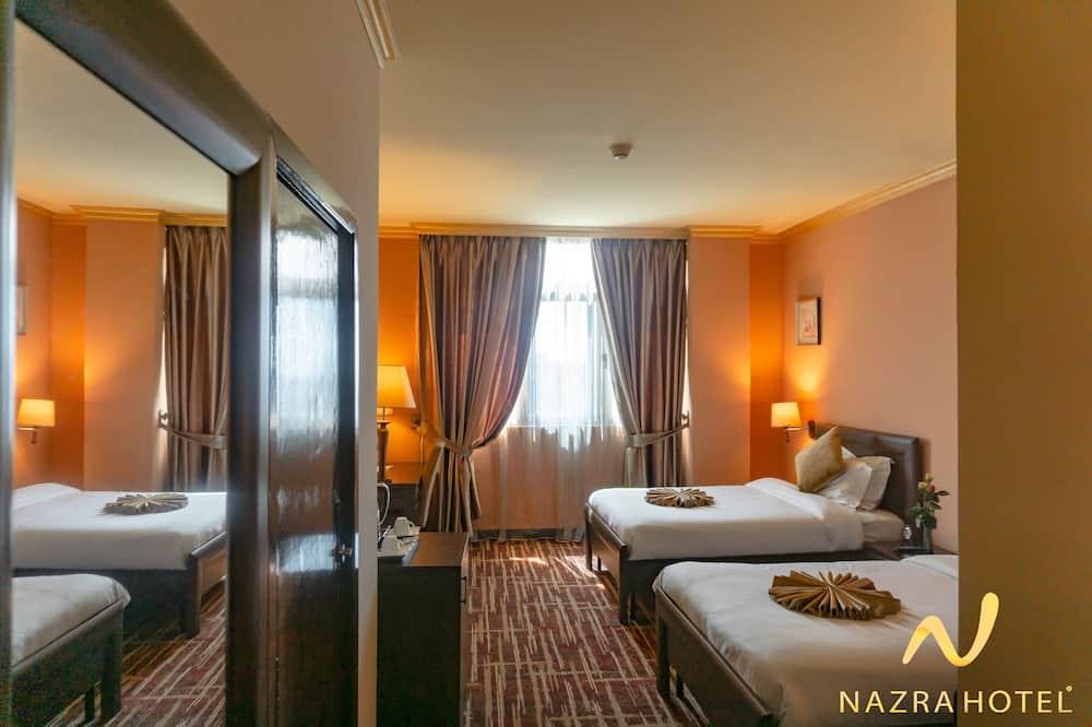 غرفة ديلوكس - غرفة نزلاء