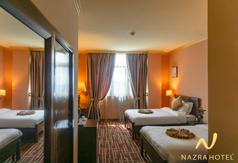 Nazra Hotel, Addis Ababa, Phòng Deluxe, Phòng