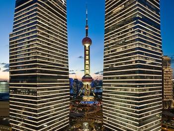 上海、IFC レジデンスの写真