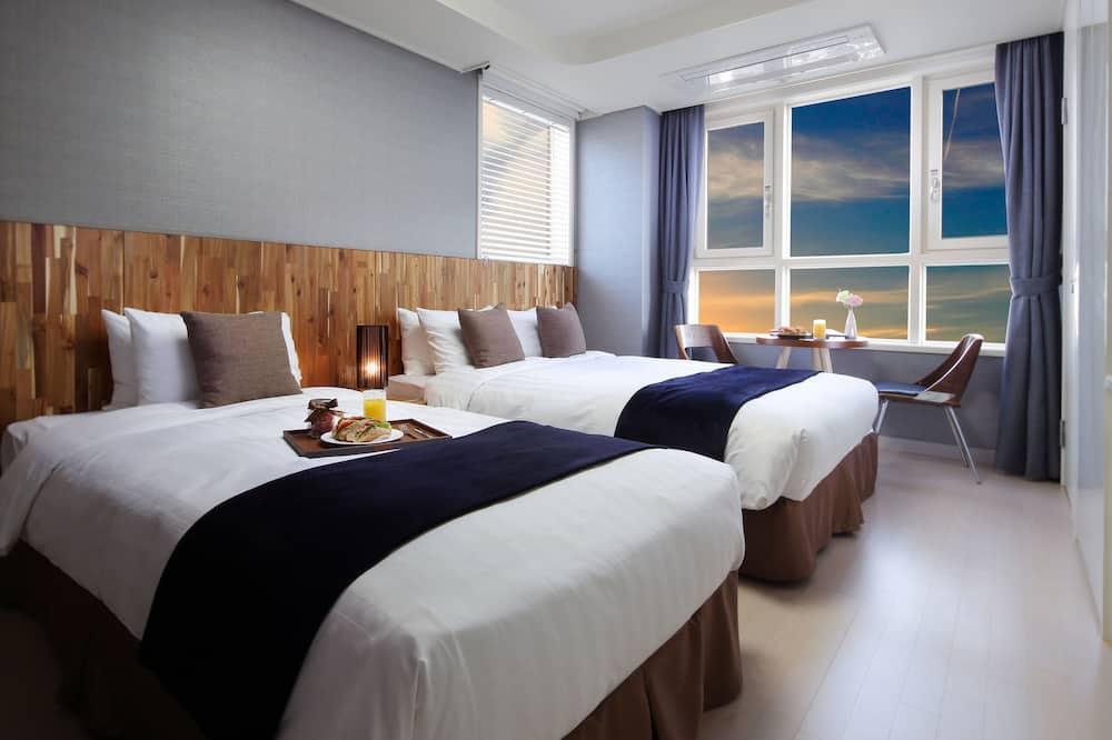 Deluxe szoba két külön ággyal - Szoba