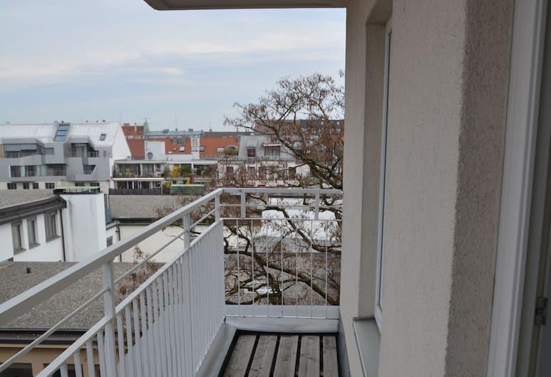 Hotel Lex im Gartenhof, München, Terrass