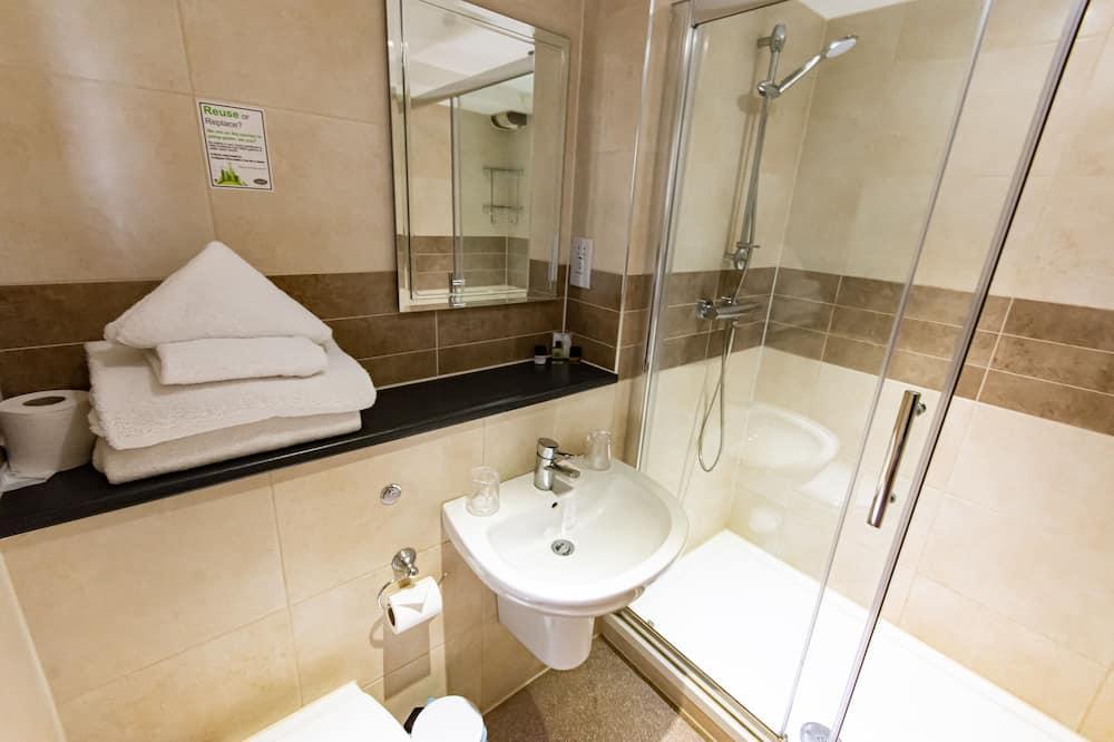 Dvojlôžková izba (Small) - Kúpeľňa