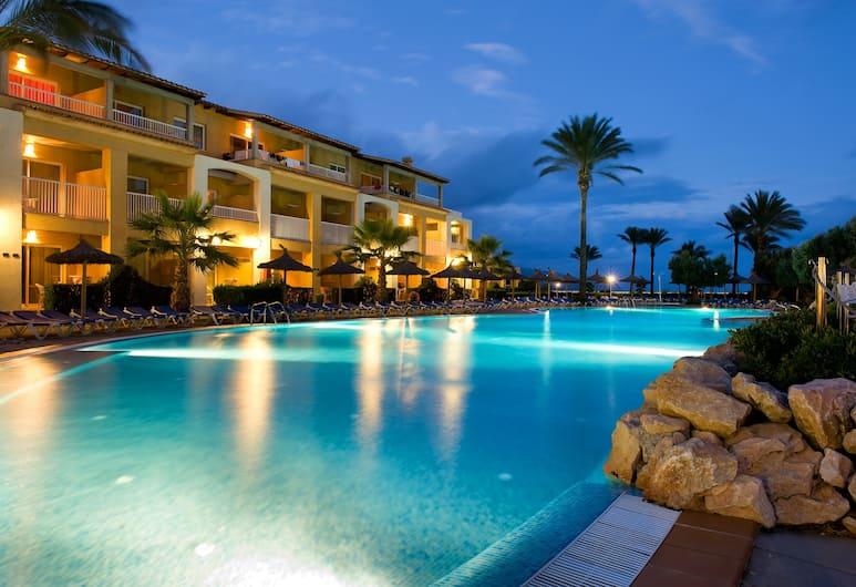 Aparthotel Club del Sol Resort & SPA, Pollensa, Utendørsbasseng