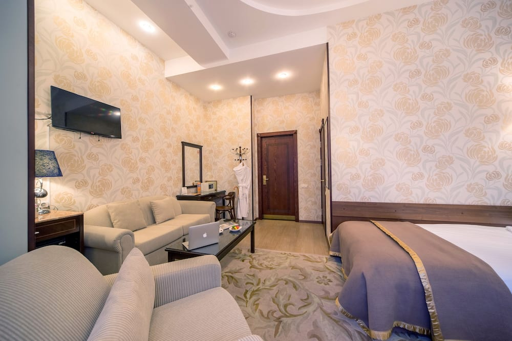 Komforta numurs - Dzīvojamā istaba