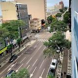 Standard egyágyas szoba - Kilátás az erkélyről
