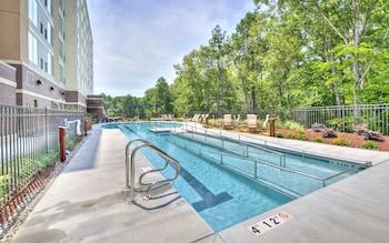 A(z) Hyatt Place Durham Southpoint hotel fényképe itt: Durham