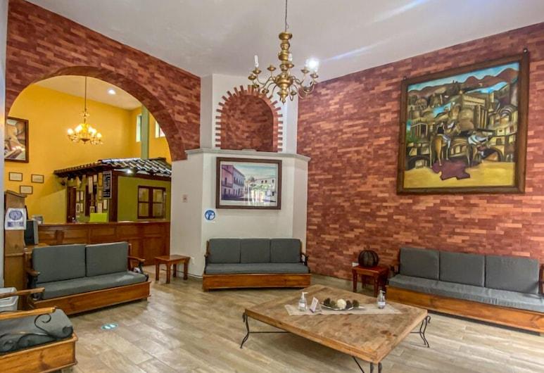 Hotel Mansión del Cantador, Guanajuato, Lobby