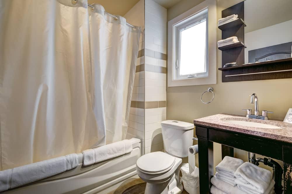 Standardní pokoj, 2 dvojlůžka, nekuřácký - Koupelna