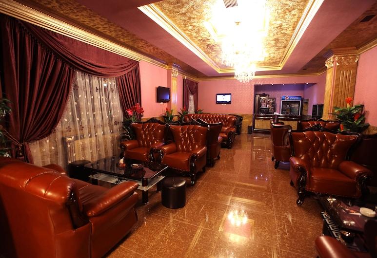 Sochi Palace Hotel, Yerevan, Zitruimte lobby