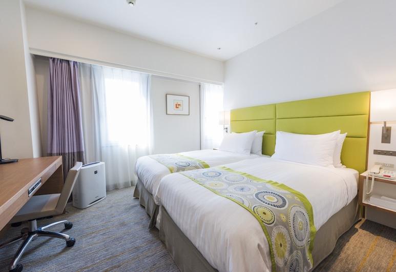 Holiday Inn Ana Sapporo Susukino, Sapporo, Štandardná izba, 2 jednolôžka, nefajčiarska izba (Attached), Hosťovská izba