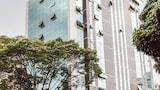 Sélectionnez cet hôtel quartier  Belo Horizonte, Brésil (réservation en ligne)