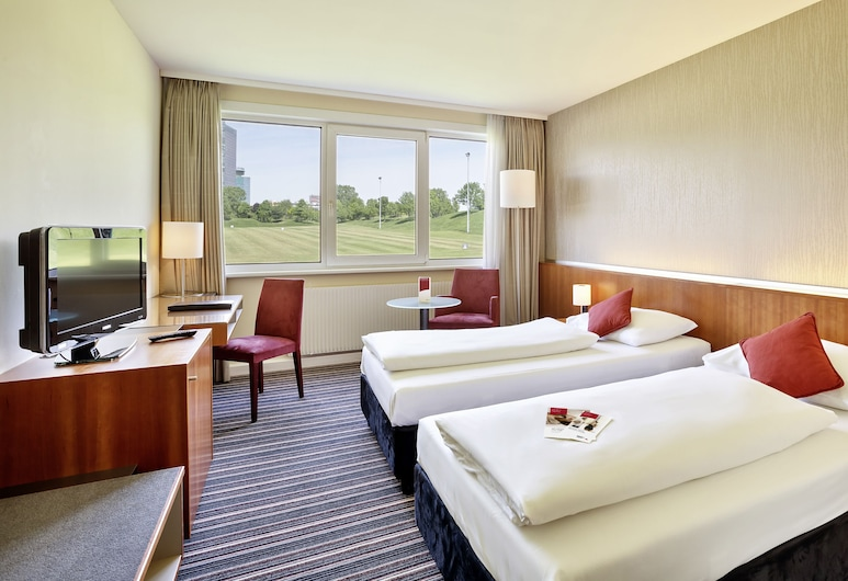Austria Trend Hotel Bosei, Viena, Quarto duplo clássico, Banheira, Quarto