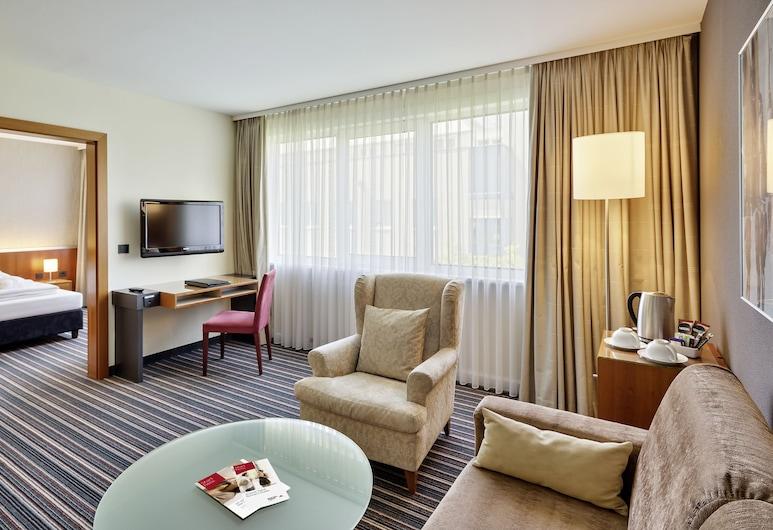 Austria Trend Hotel Bosei, Viena, Suíte, Área de estar