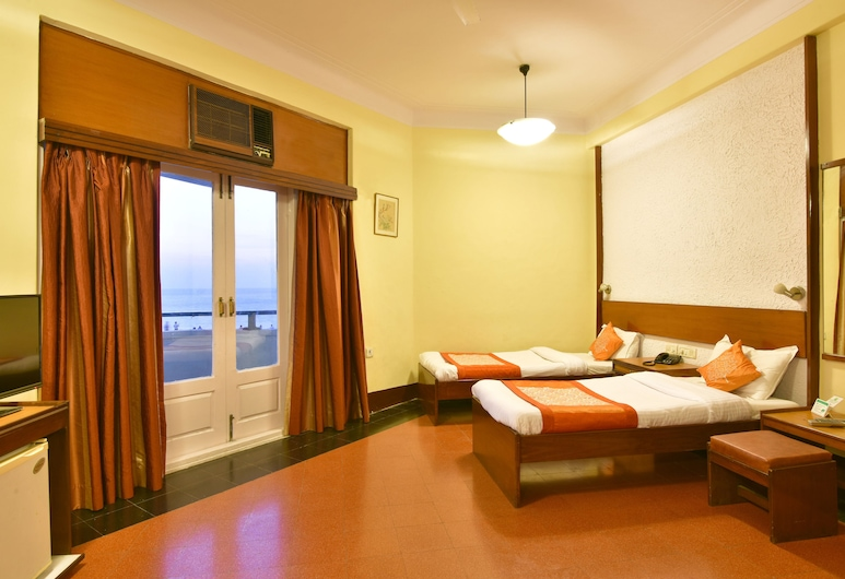 Sea Green South Hotel, Bombay / Mumbai, Suite Deluxe, vue mer, Chambre