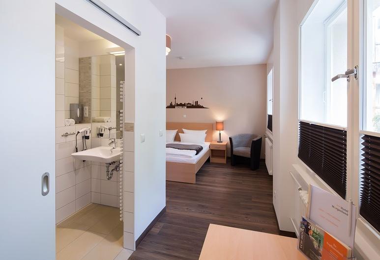 Hotel Morgenland, Berlin, Dobbeltværelse, Opholdsområde
