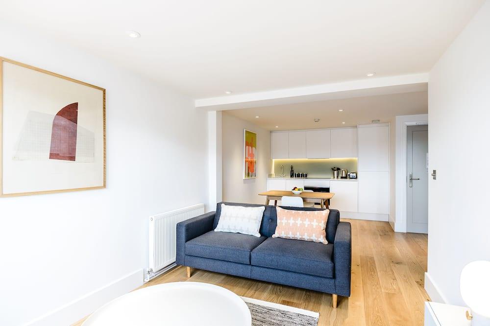 Apartament typu Classic, 1 sypialnia - Powierzchnia mieszkalna