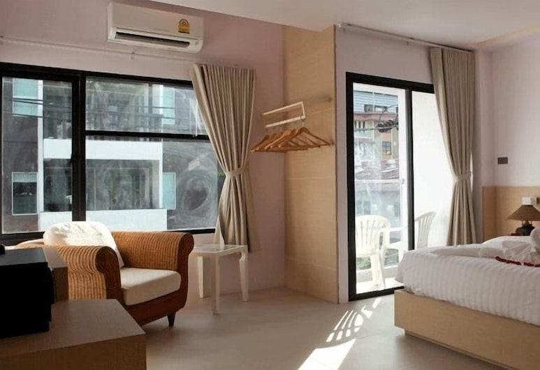 My Hotel Too, Patong, Guest Room