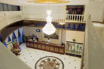 Selline näeb välja GreenTree Inn Changzhou Changwu Gufang Road Express Hotel, Changzhou
