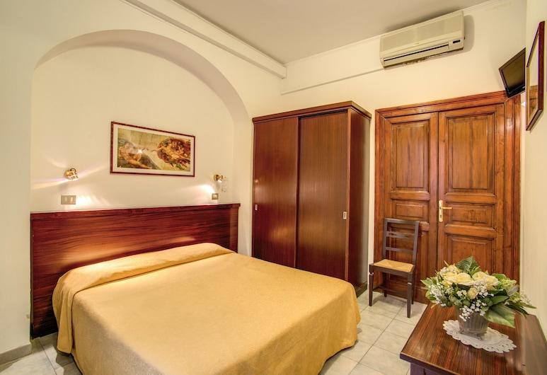 Hotel Primavera, Rím, Dvojlôžková izba, Hosťovská izba