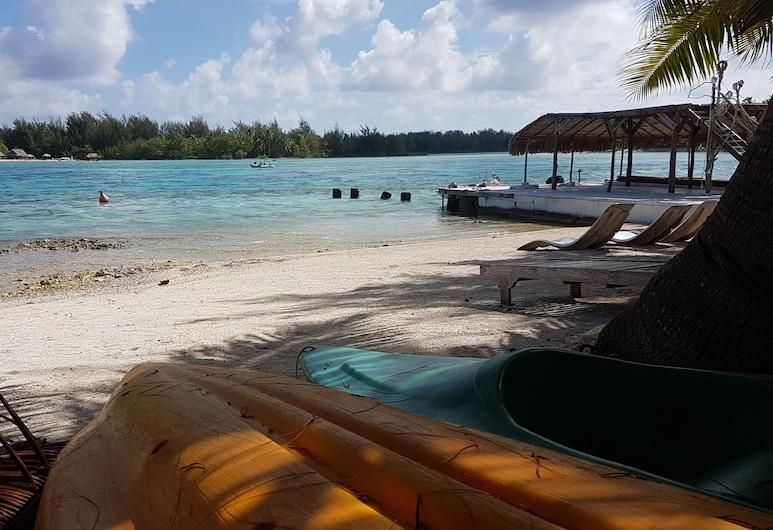 Blue Heaven Island, Бора-Бора, Пляж