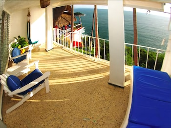 Picture of Hotel Los Flamingos in Acapulco