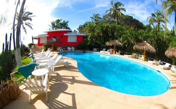 Foto van Hotel Los Flamingos in Acapulco