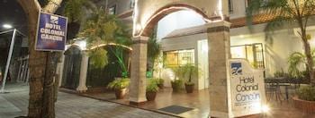 Colonial Cancun