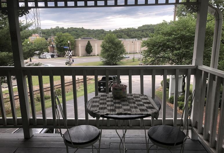 The Landmark Inn, Branson, Balkon