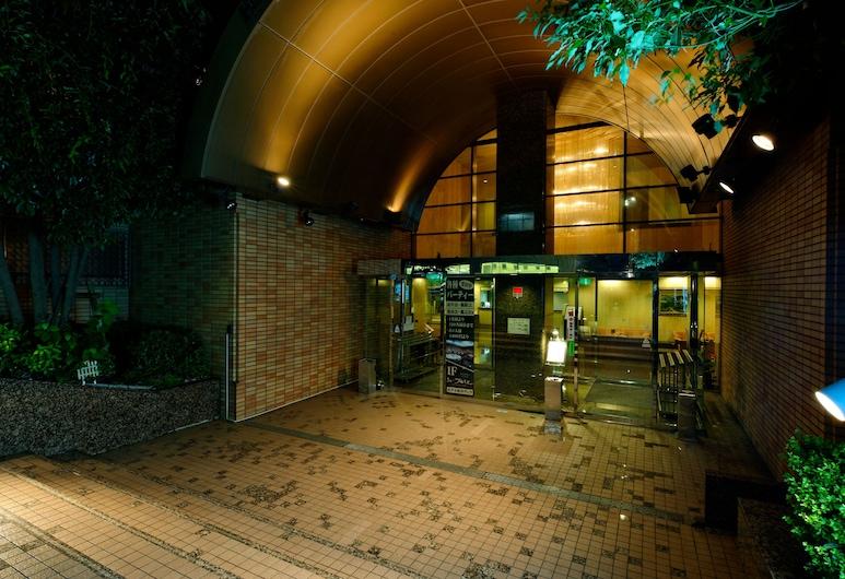 町田別墅酒店, 町田, 酒店入口