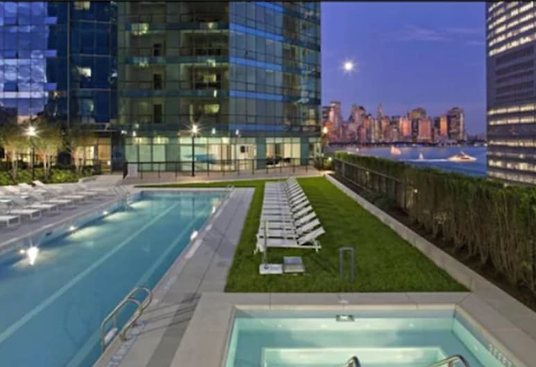 UBliss Suites @ 70 Greene, Jersey City