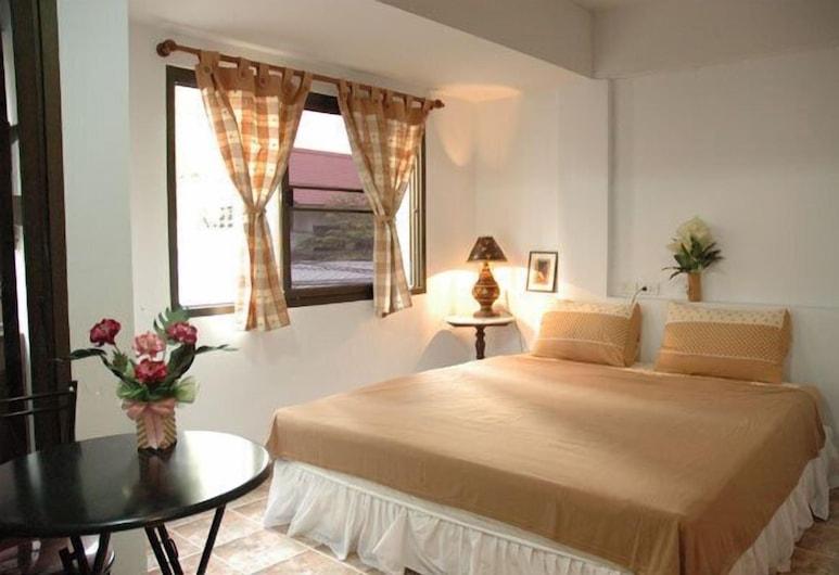 Ban Wiang Guesthouse, Čiangmajus, Standard King Room, Svečių kambarys