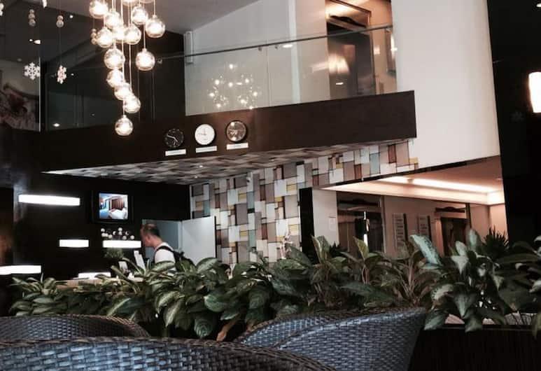 武吉免登普萊斯考特飯店, 吉隆坡, 大廳休息區
