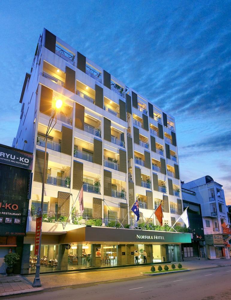 Norfolk Hotel, Ho Chi Minh City