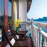 Suite Keluarga, teras - Pemandangan Balkon