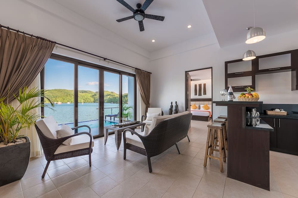 2-Bedroom Villa - Living Area