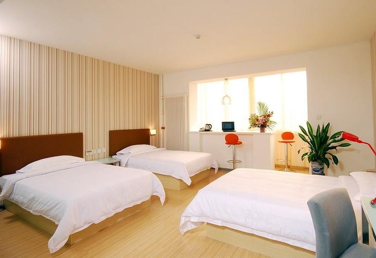 Shanshui Trends Hotel Liu Li Qiao, Beijing, Triple Room, Guest Room