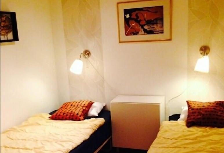 City Lodge Hostel, Stockholm, Tvåbäddsrum - delat badrum, Gästrum